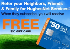 HugheNnet Refer a Friend Program